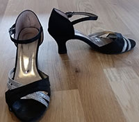 Party-Tanz-Schuhe